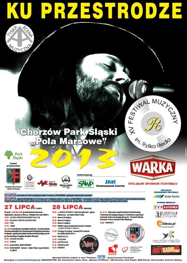 xv festiwal ryska riedla