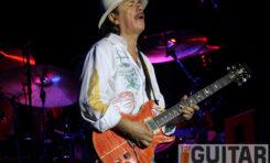 Santana wyda płytę po hiszpańsku