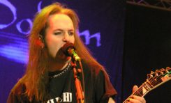 Frontman Children of Bodom w szpitalu