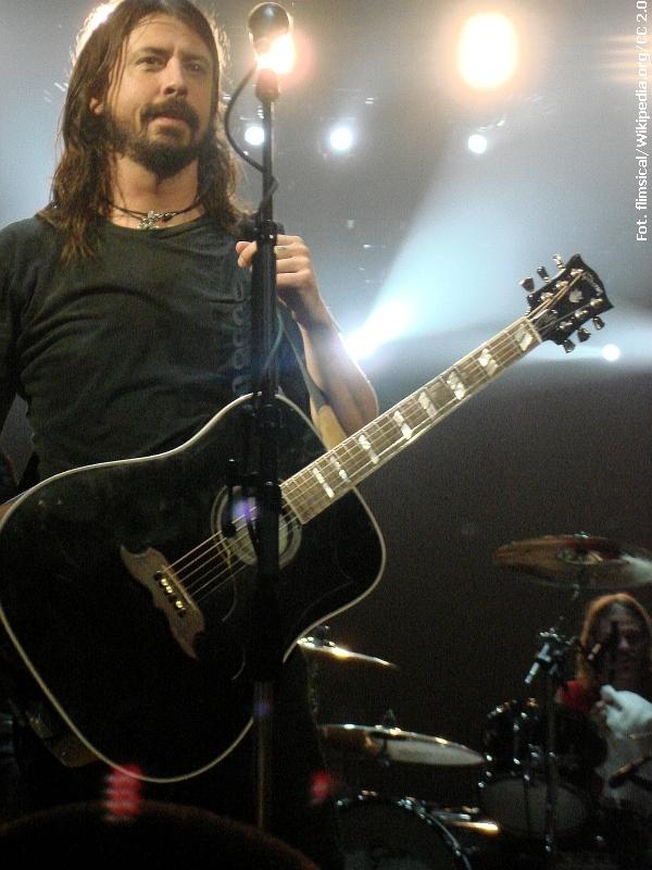 NIN, QOTSA i Dave Grohl zagrają razem na Grammy 2014