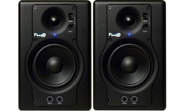 Monitory Fluid Audio w Audiostacji