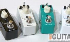 Mooer Green Mile, Reecho, Hustle Drive & Trelicopter w magazynie TopGuitar