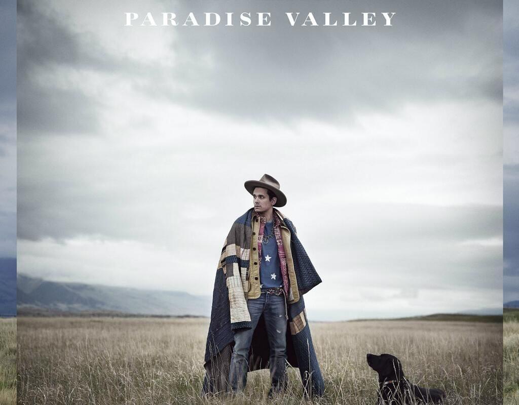 "John Mayer ""Paradise Valley"""