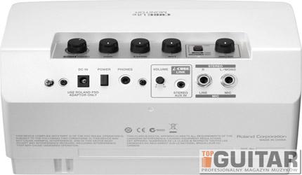 """""""Sprzęt na topie"""" dla Roland Cube Lite Monitor"""