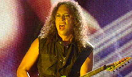 Kirk Hammet o zaangażowaniu Metalliki w Orion Music