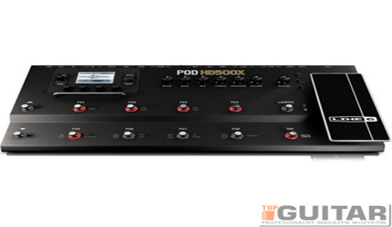 Line 6 POD HD500X w magazynie TopGuitar
