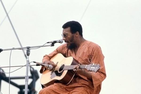 Prochy Richie'go Havensa zostaną rozsypane nad Woodstock