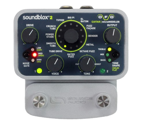 Source Audio Soundblox 2 OFD