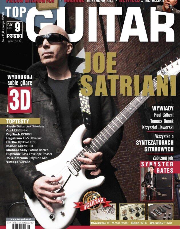 Porady dla gitarowych konsumentów w TopGuitar