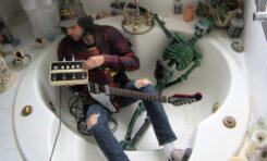 Andy Ghosh z Turbowolf o Vox DelayLab
