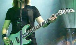 Dave Ellefson z Megadeth o swojej autobiografii