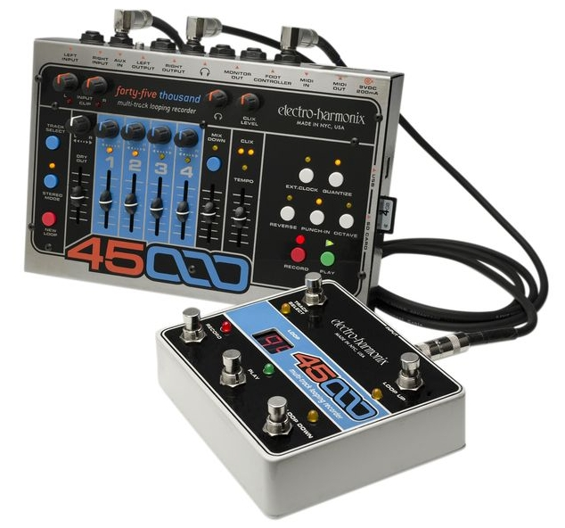 EHX 45000 Multi-Track Looping Recorder w magazynie TopGuitar