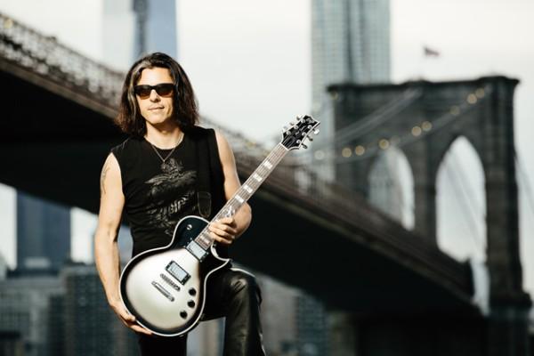 Gitary ESP i LTD sygnowane przez Alexa Skolnicka