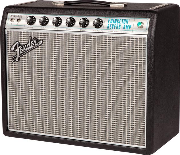 Fender '68 Custom – najnowsza odsłona klasycznych wzmacniaczy