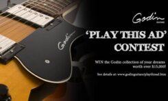 Wielki konkurs Godin: wygraj zestaw gitar wart 15 tys. dolarów!