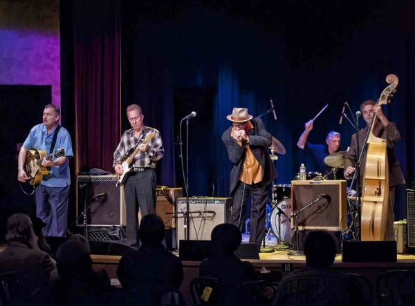 Golden State – Lone Star Revue na Warsaw Blues Night