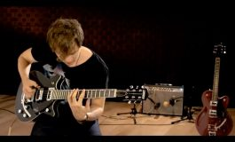 Gretsch G5655T-CB Electromatic - demonstracja wideo
