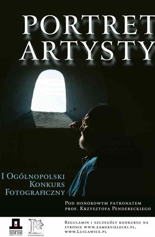 """Konkurs Fotograficzny """"Portret Artysty"""""""