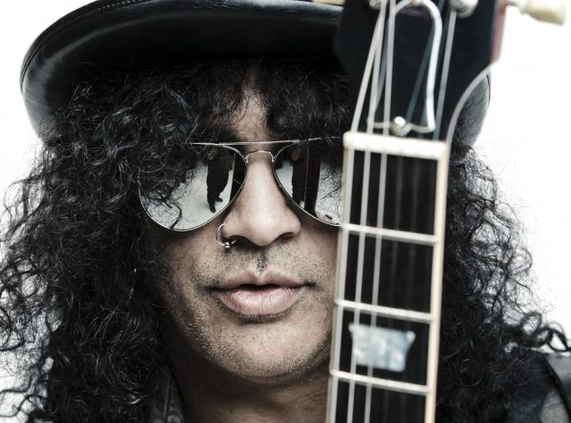 Slash ma gdzieś Guns'N'Roses
