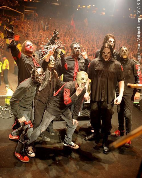Slipknot_w_Londynie_2009
