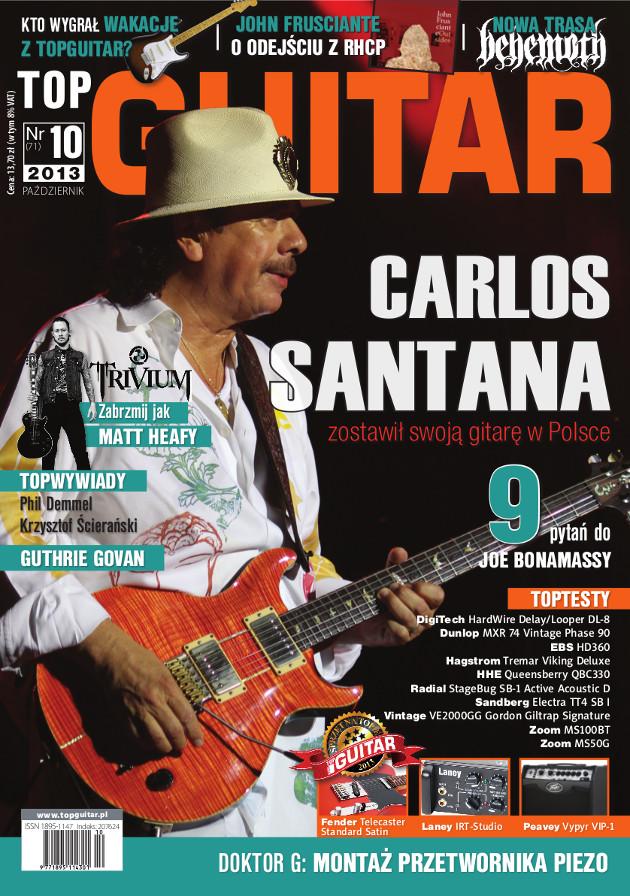 TG_71_Carlos_Santana_TG