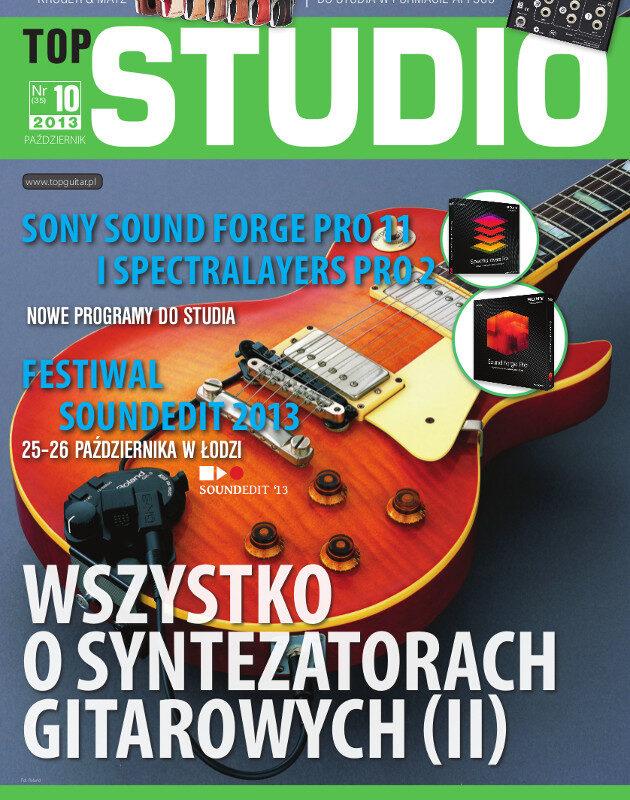 TopStudio – ciąg dalszy historii o syntezatorach