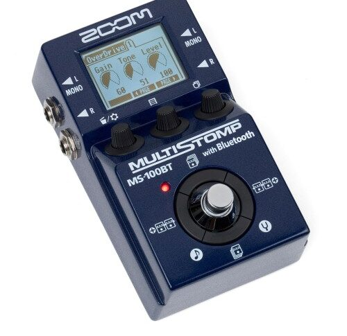 Zoom MultiStomp MS-50G & MS-100BT w magazynie TopGuitar