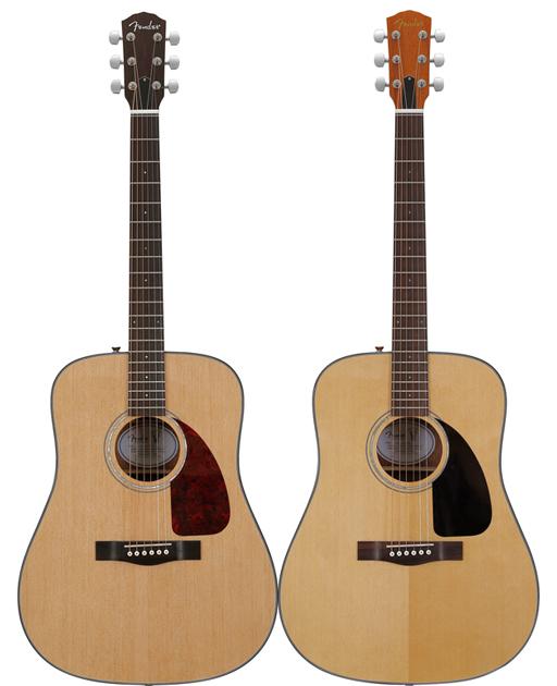 Fender Voyage-Air - składane gitary akustyczne