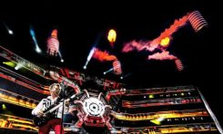 """Muse wyda """"Live At Rome Olympic Stadium"""""""