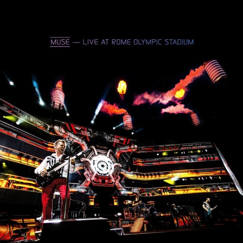"Muse wyda ""Live At Rome Olympic Stadium"""