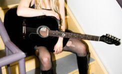 Akustyczny Fender Avril Lavigne Newporter