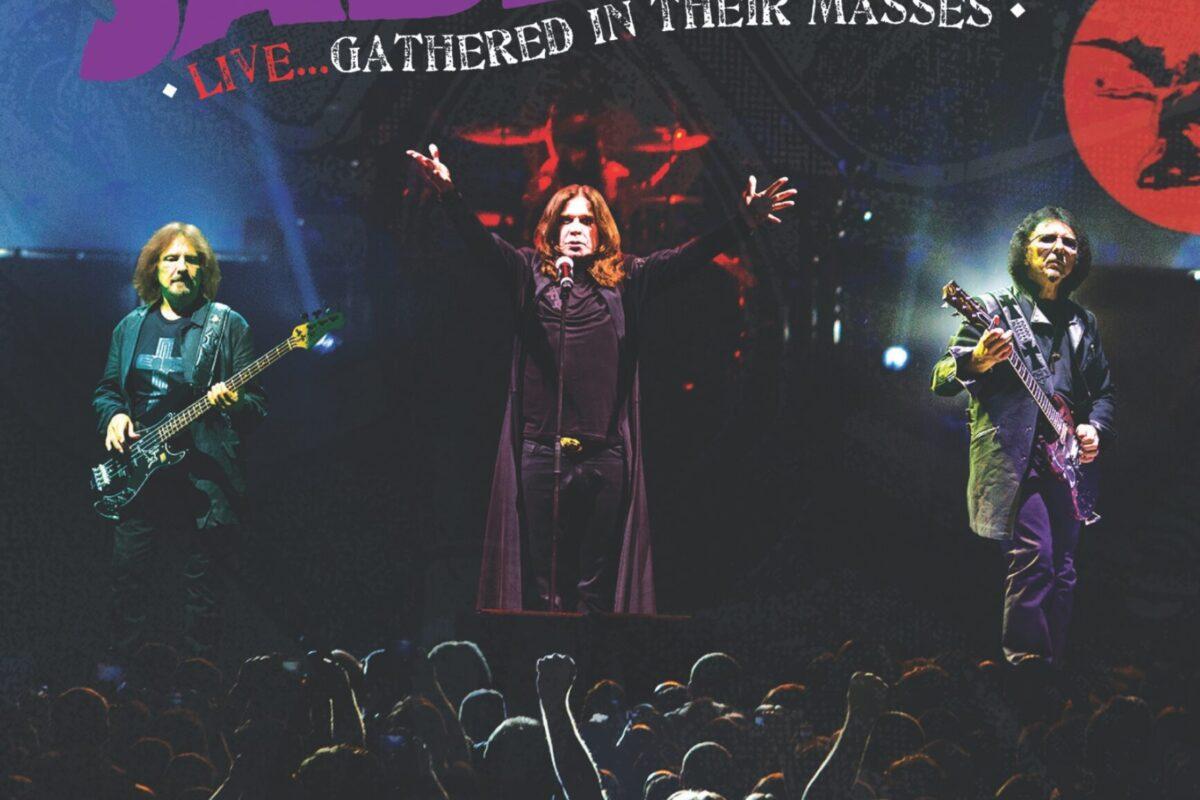 Black Sabbath – Live… Gathered in Their Masses – recenzja