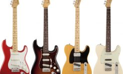 Fender Vintage Hot Rod '50s & '60s Strat i Tele