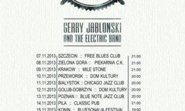 Gerry Jablonski And The Electric Band ponownie w Polsce