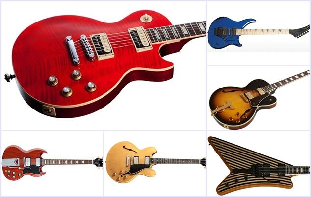 Zestawienie październikowych nowości gitarowych firmy Gibson