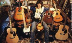 Carvin przedstawia gitary Jasona Beckera