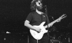 Licytacja gitary Jerry'ego Garcii