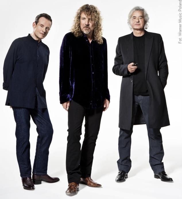 Jimmy Page potwierdza: będą nowe nagrania Led Zeppelin