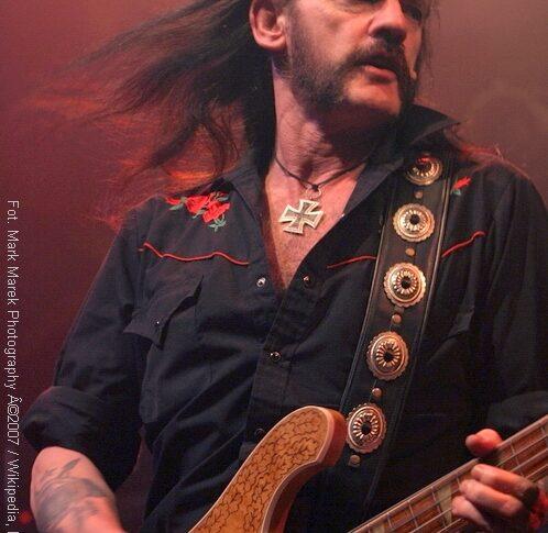 Lemmy Kilmister zapowiada album solowy