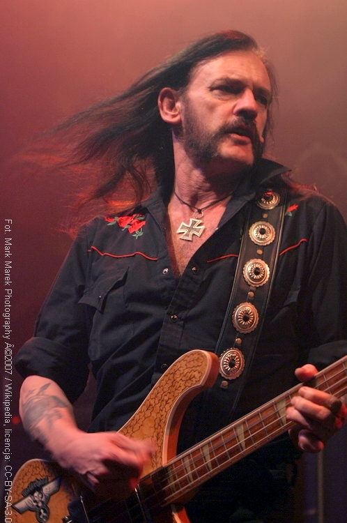 Manager Motorhead o złych nawykach Lemmy'ego