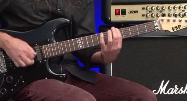 Marshall JVM410HJS Joe Satrianiego