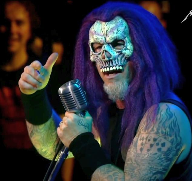 Metallica – Seek & Destroy (live) z Quebec Magnetic