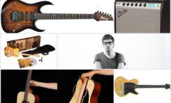 Zestawienie październikowych nowości gitarowych: Fender i Ibanez