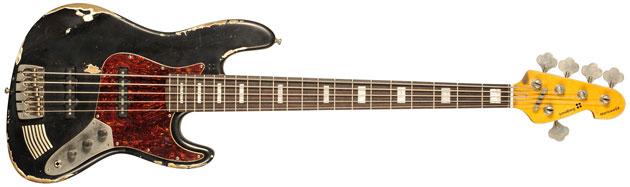 Sandberg zapowiada MarloweDK 5-String Bass