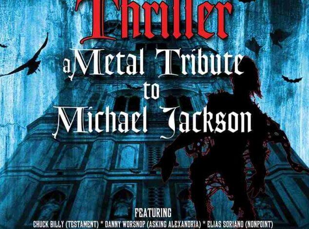 Posłuchaj metalowego hołdu dla Michaela Jacksona