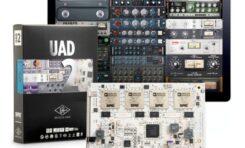 Promocja Universal Audio: UAD-2 Quad gratis