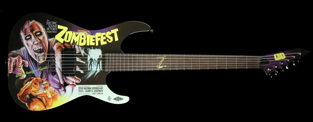 7 makabrycznych gitar