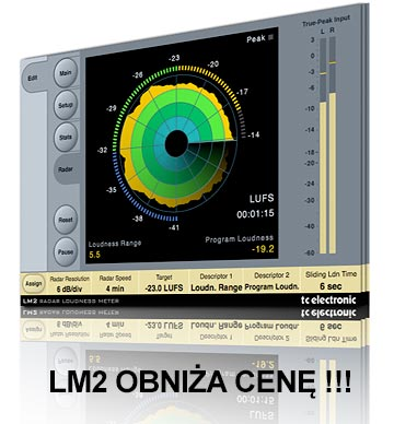 Wielka obniżka LM2 plug-in