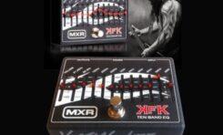 Wygraj equalizer MXR z autografem Kerry'ego Kinga ze Slayer