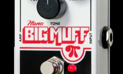 Czy EHX Big Muff Pi może być mały?